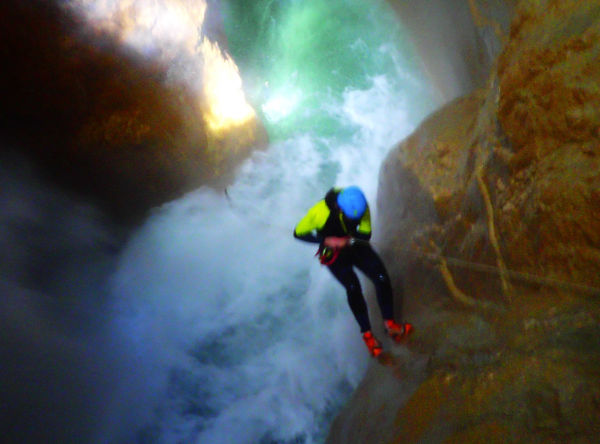 Canyoning Infernet