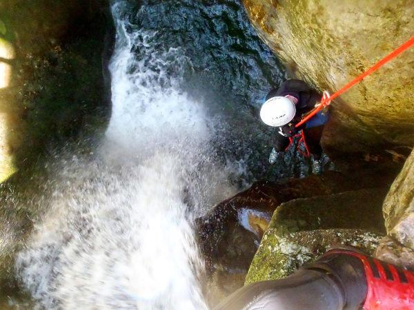 Canyoning Sassenage